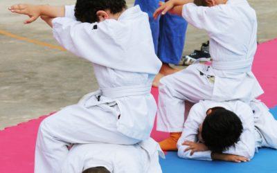 Ferie z judo 2019