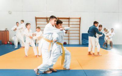 IV Wielki Trening Rodzinny Judo