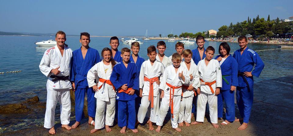 Judo Camp w Crikvenica w Chorwacji
