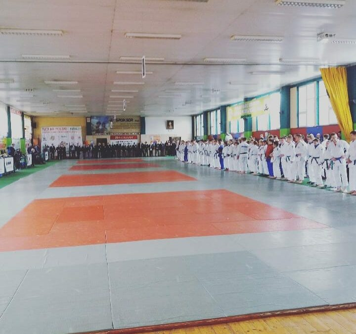 Puchar Polski Juniorów Młodszych w Bytomiu