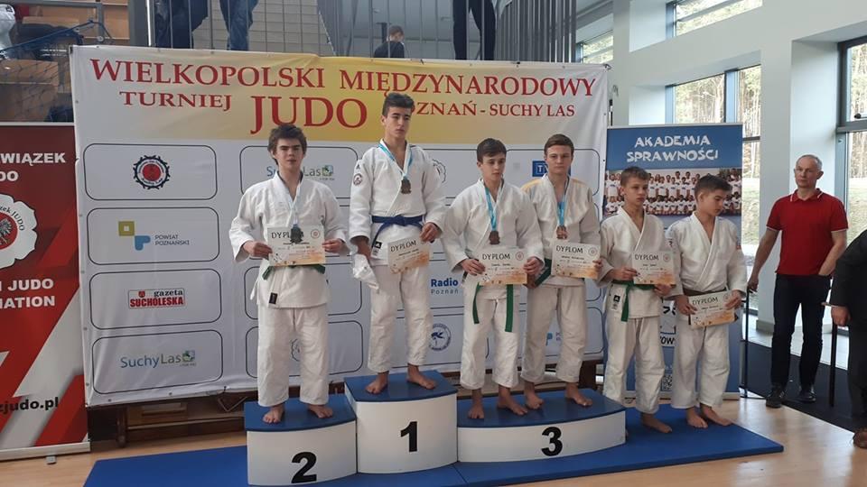 Puchar Polski Młodzików w Poznaniu