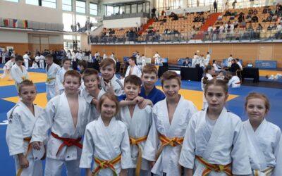Duży sukces na Wielkopolskim Międzynarodowym Turnieju Judo w Poznaniu