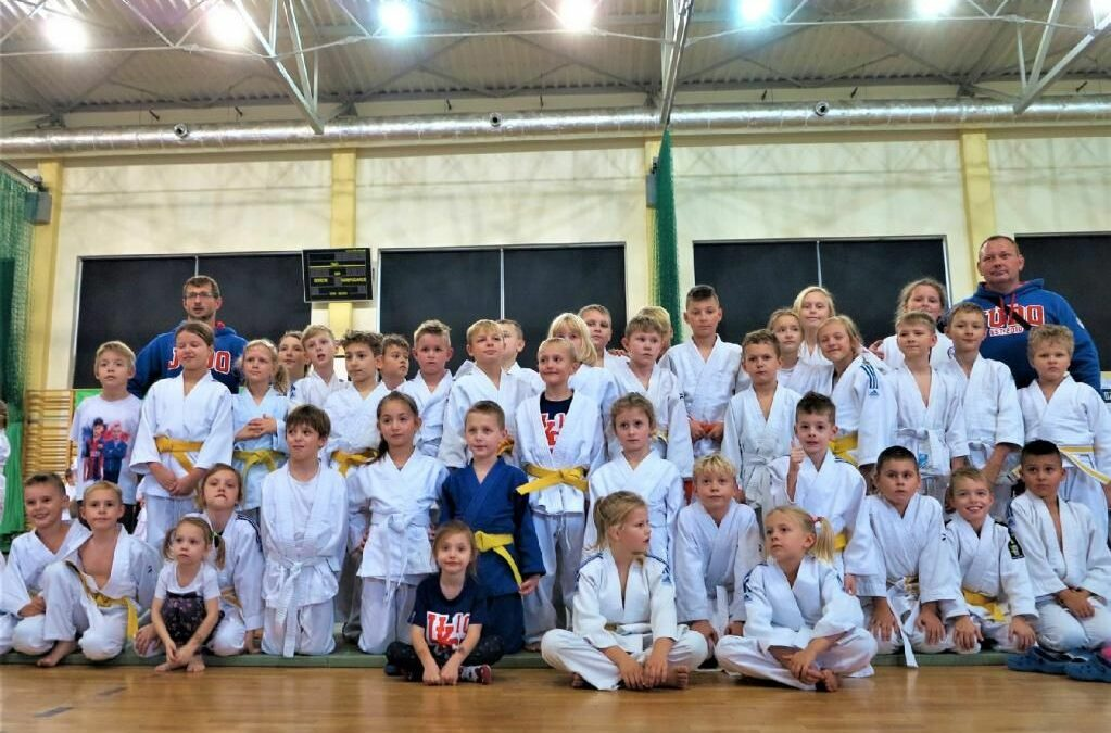 V Mistrzostwa Gminy Białe Błota w Judo