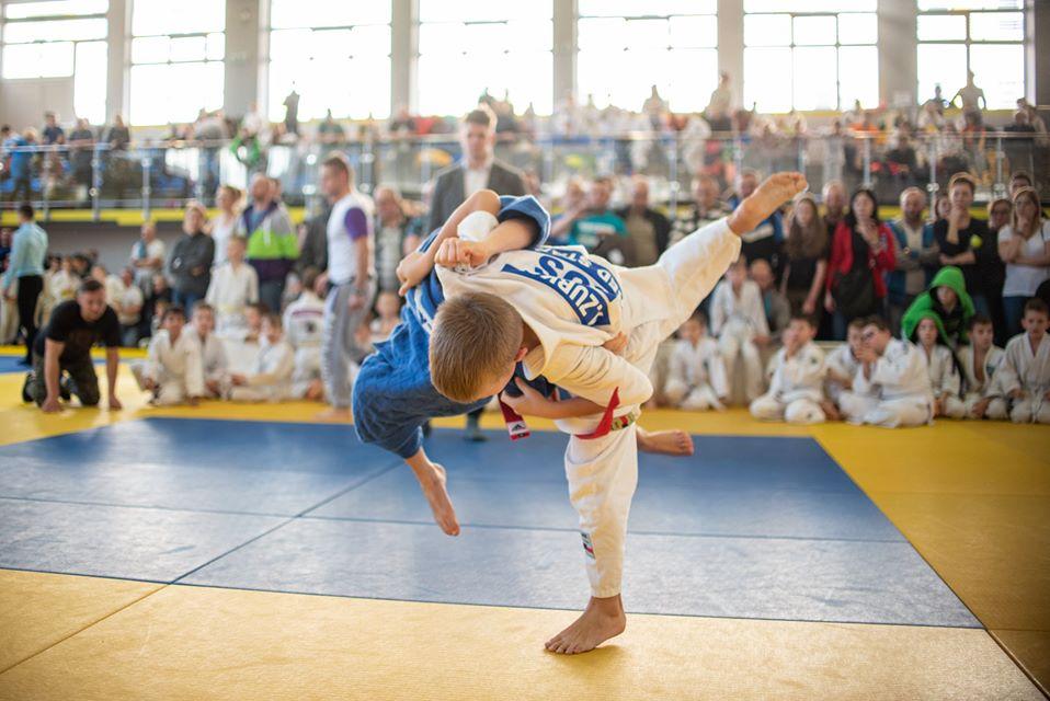 V Mini Judo Cup