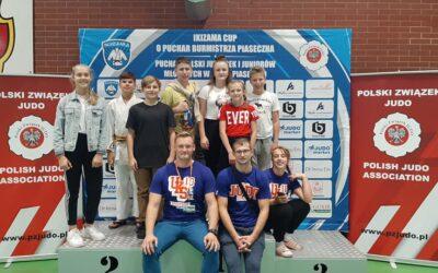 Ikizama Judo Cup w Piasecznie