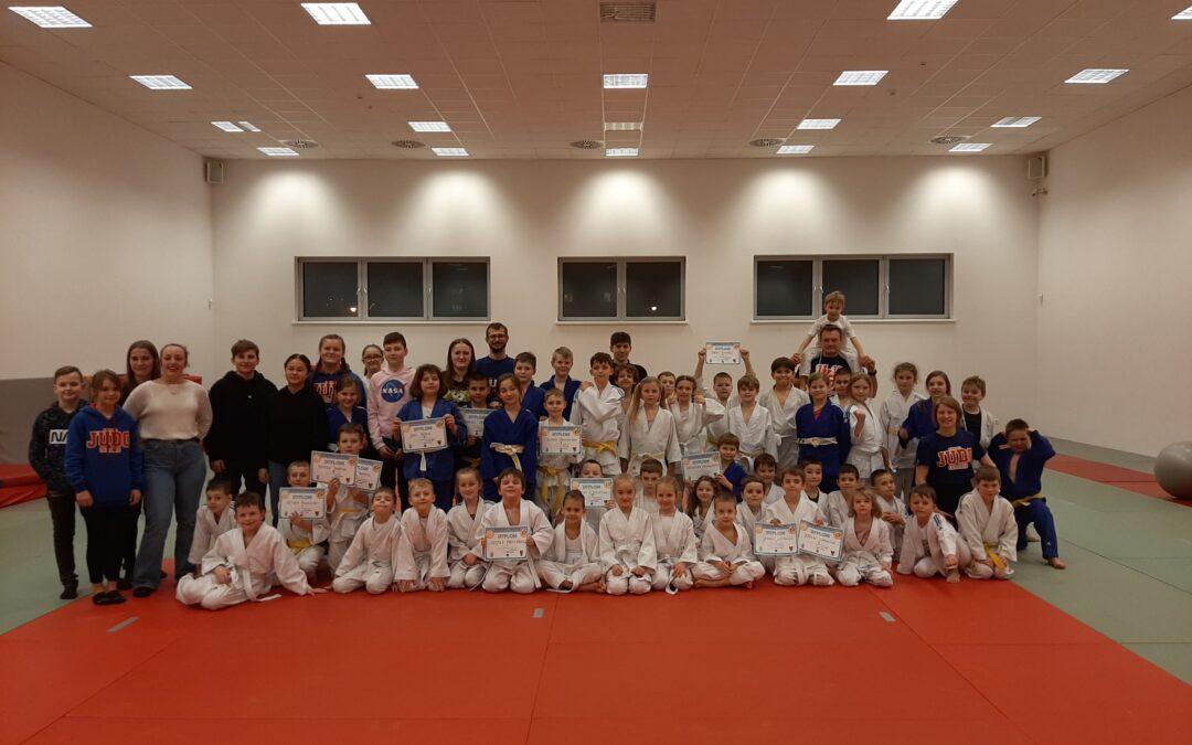 Ruszyła Bydgoska Liga Judo