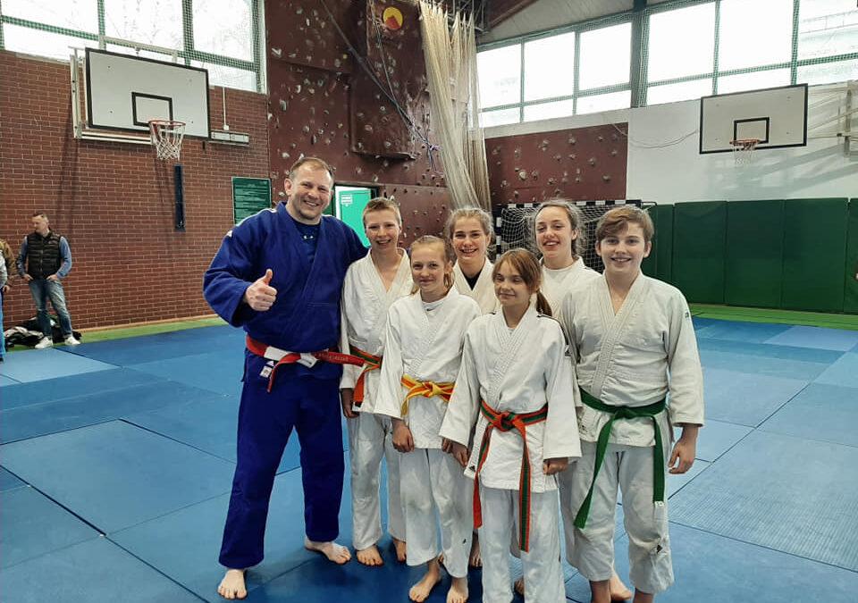 Camp szkoleniowy z Matyjaszkiem