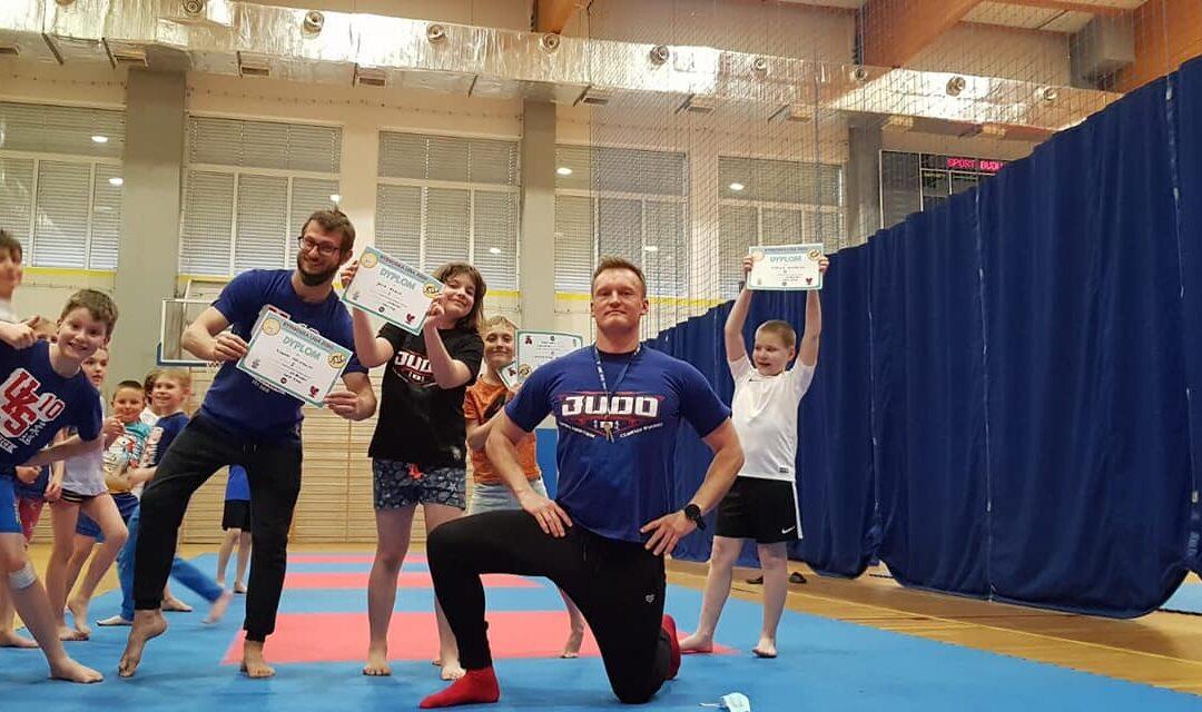 Drugi turniej Bydgoskiej Ligi Judo
