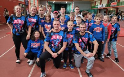 Ogólnopolski Turniej judo w słupsku